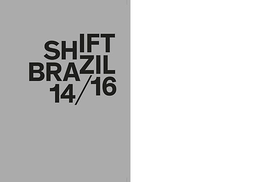 Peperoni Books: Shift Brazil 14/16